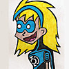 bluejaybirdie: my default blue lanternized (blue lantern bluejay!)