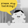sasurai: (Dr Tran // Stop Talking!)