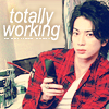 sasurai: (Arashi // Jun // Procrastinating)