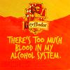 sasurai: (Gryffindor // Alcohol Stream)