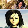 angelikitten: Garnet's important haircut (Misc - Let it go)