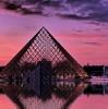 helenkacan: Louvre Pyramid (Louvre Pyramid)