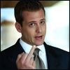 highlander_ii: Harvey Specter flipping the bird at the camera ([Harvey] not giving your money back)