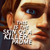 aeneous: (this is the skin of a killer padmé)