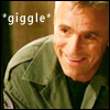 pepper: Richard Dean Anderson giggling (Giggle)
