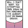 cabell: Dark Magic (get fuzzy)