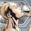 voiceofauthority: (Jenny Sparks - Drinking it down)