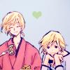 faixyuui: (twins smiling)