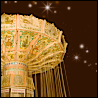 layangabi: by theidolhands (Let's ride on a carousel)