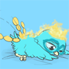 chibifirebird: (distressed birdie)