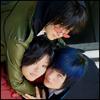 shamera: Fuuma, Kamui, and Subaru cosplayers (me: vampires and hunter)