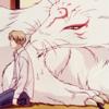 littlebutfierce: (natsume yuujinchou madara guarding)