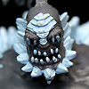 songsofemelnuvi: A figurine of the DC supervillain Doomsday (CRUSH BURNFIREFLAMEDEATHSUFFER DESTROY)