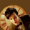 aikea_guinea: (Dr. Who - Eleven Clock)
