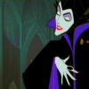 skye_writer: Cropped screencap of Maleficent from Disney's Sleeping Beauty (1959). (Default)