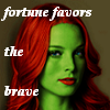 "majoline: ""fortune favors the brave"" featuring Gaila (Gaila)"
