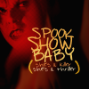 "strina: vampire willow caption ""spook show baby (she's a killer she's a thriller)"" (vampire willow - spookshow baby)"