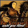 neev: Be Yourself Until You Bleed (Be Yourself) (Default)