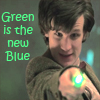 jassanja: (Doctor Who - 11 - Green is the new Blue)