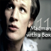 jassanja: (Doctor Who - 11 - Madman with a Box)