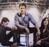 beccaelizabeth: Ianto Jones, Jack Harkness, and Gwen Cooper. From the publicity stills from before Children of Earth. (Torchwood 3)