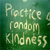 anotherslashfan: sign reading practice random kindness (nuff said)
