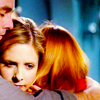 goodbyebird: Buffy: Buffy, Xander and Willow hug. (BtVS grouphug!)