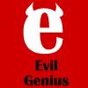 redsnake05: Evil genius (Snark: Evil genius)