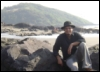 prateek: me at a Beach in Goa (beach_pic)