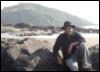 prateek: me at a Beach in Goa (beach_pic)