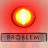 myluckyseven: problem light is on ([ PROBLEM ])
