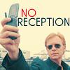 redsnake05: Horatio Caine has a mobile, but no reception (Snark: No reception)