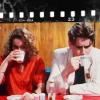 shinyjenni: Lynda and Spike drinking coffee (press gang)