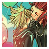 setsuntamew: (Axel & Roxas → make out balloons)