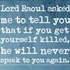 manifesta: (Lord Raoul)