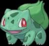 deepspaceartist: The Pokemon Bulbasaur. (Bulbasaur)