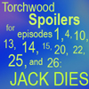 alias_sqbr: Torchwood spoilers for various episode numbers: Jack dies (torchwood spoilers)