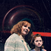 m_weasley: (With Ginny)