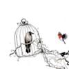 needlecream: (bird, cage) (Default)