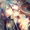 fortunadraken: ([Akito&Agito] Always be together)