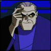 red_eft: Bruce Wayne (age 80 or so) rubs his forhead in frustration (Old!Bruce is annoyed)