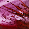 omens: comics blood spatter (blood spatter)