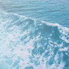haleskarth: A close-up picture of the ocean. (Blue and deep.)