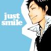 sannin: (just smile)