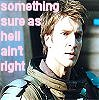 kis: Picture of Mal on Miranda (from Serenity) (General: something sure as hell ain't ri)