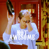 hazellazer: ((fandom)- chuck not awesome)