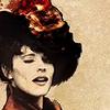 very_improbable: Irene Adler winking (irene)