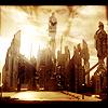 jesse_the_k: City of Atlantis shining in the sun (sga pretty city is pretty)