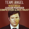 tablesaw: Walt Besa, Junior Associate at Wolfram & Hart, Competition and Anti-Trust. (Portrayed by James Roday) (Walt Besa)