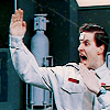 highlyeccentric: Red Dwarf - angry Rimmer (rimmer on the attack)